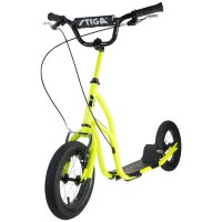 "Самокат Stiga Air Scooter 12"" (зеленый)"